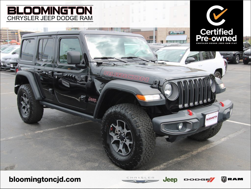 Jeep Certified Pre-Owned >> Certified Pre Owned 2018 Jeep Wrangler Unlimited Certified Unlimited