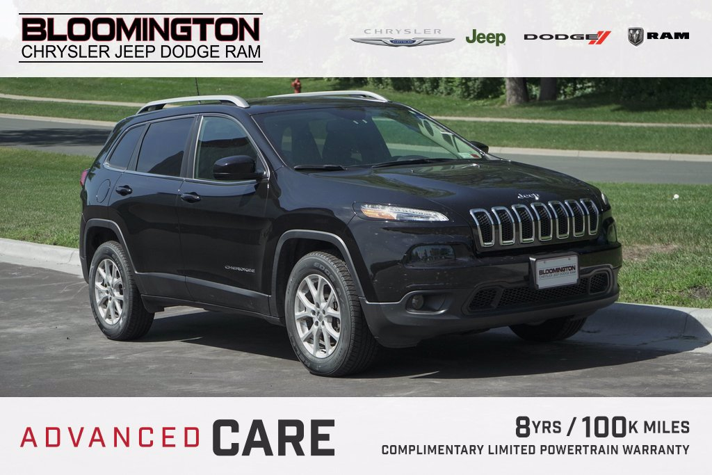 Pre-Owned 2017 Jeep Cherokee TRUE NORTH ED NAV
