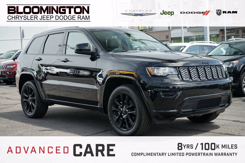 Pre-Owned 2020 Jeep Grand Cherokee ALTITUDE NAV MR
