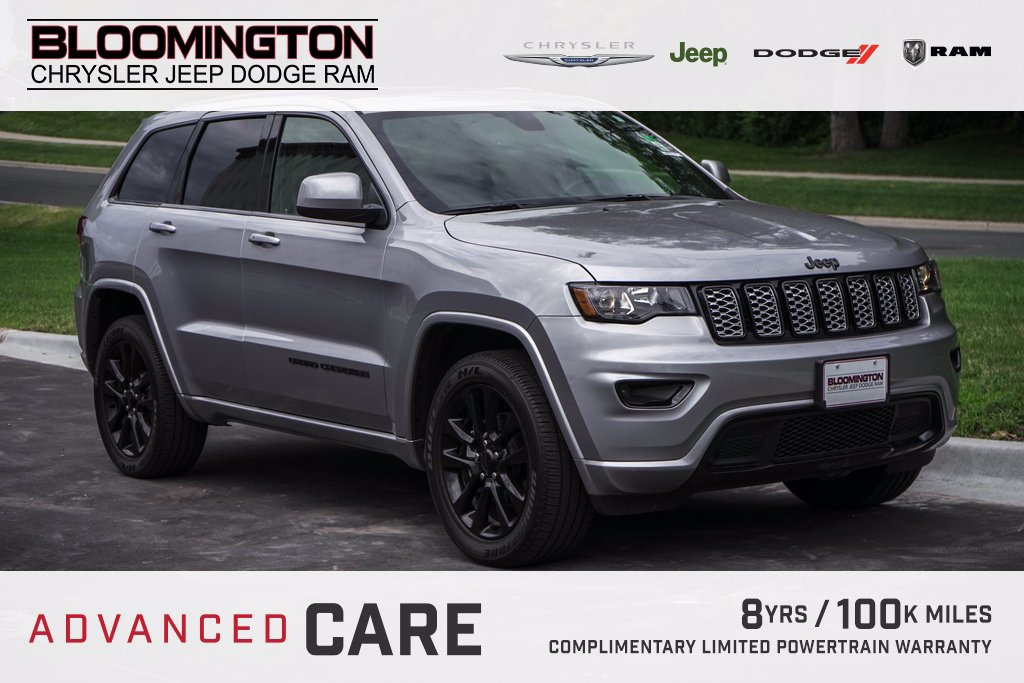 Pre-Owned 2020 Jeep Grand Cherokee ALTITUDE NAV MOON