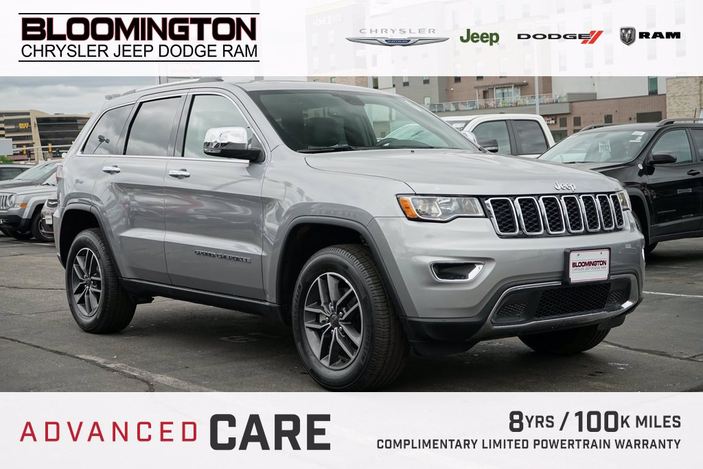 Pre-Owned 2020 Jeep Grand Cherokee LTD LUX2 NAV B/S