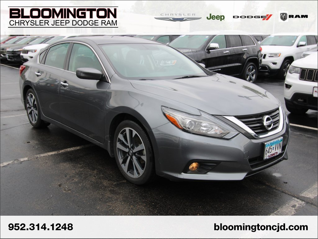 Pre-Owned 2016 Nissan Altima ALTIMA SEDAN