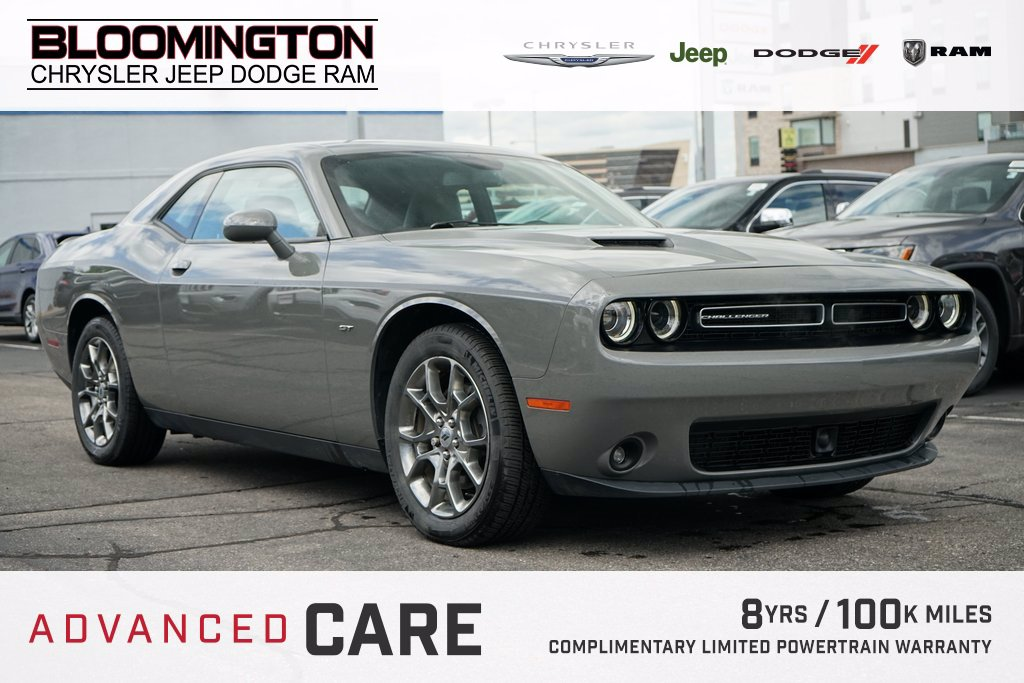 Pre-Owned 2017 Dodge Challenger GT AWD NAV TECH