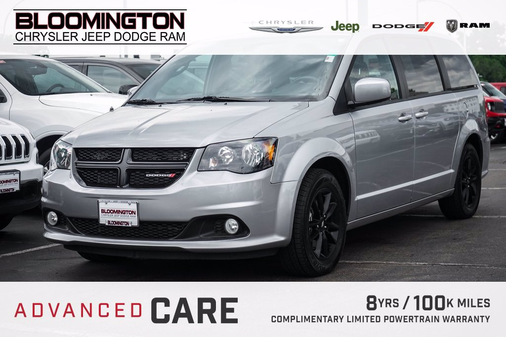 Pre-Owned 2019 Dodge Grand Caravan SXT BLACKTOP NAV