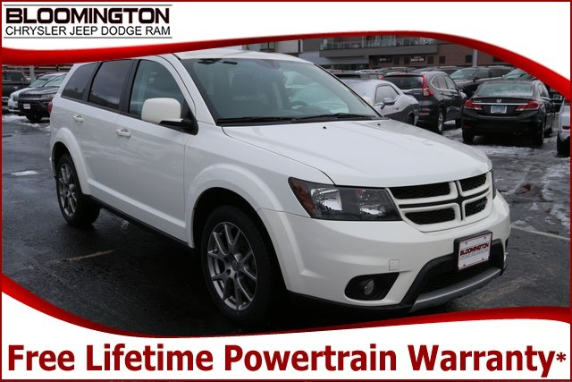 Pre-Owned 2016 Dodge Journey R/T AWD Heated Leather Backup Camera