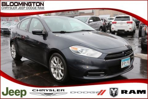 Pre-Owned 2013 Dodge Dart SXT Automatic Cloth Alloys