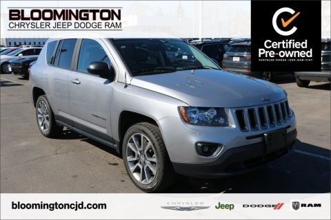 Certified Pre-Owned 2016 Jeep Compass CERTIFIED Sport SE 4x4 Heated Cloth