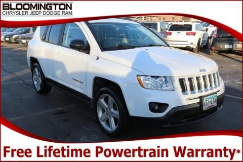 Pre-Owned 2013 Jeep Compass Limited 4x4 Sun/Sound Grp Navigation