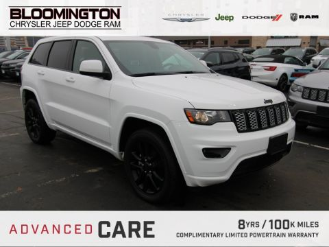 Pre-Owned 2019 Jeep Grand Cherokee ALTITUDE NAV
