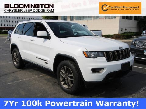 Certified Pre-Owned 2017 Jeep Grand Cherokee LAREDO 75TH ANNIV