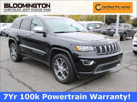 Pre-Owned 2019 Jeep Grand Cherokee LTD NAV MOON 20'S