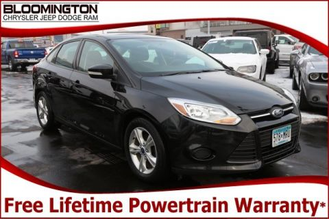 Pre-Owned 2014 Ford Focus SE New Tires