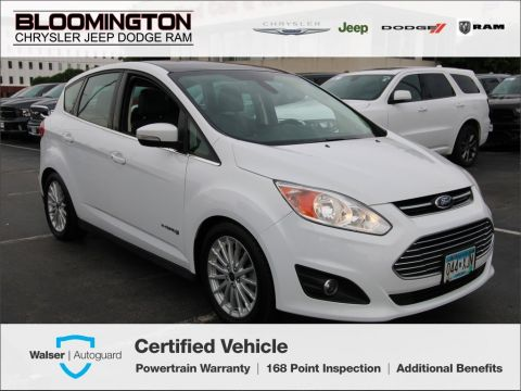 Pre-Owned 2016 Ford C-Max Hybrid SEL Navigation Heated Seats Back-up Camera