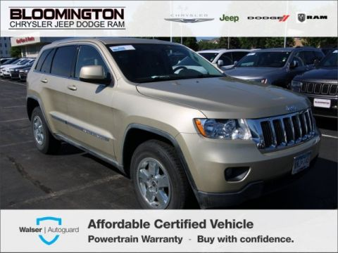 Pre-Owned 2011 Jeep Grand Cherokee Laredo 4x4 Tow