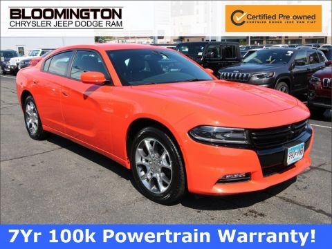 Certified Pre-Owned 2016 Dodge Charger SXT PLUS AWD NAV