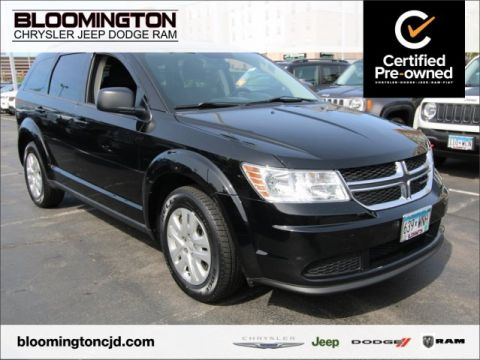 Certified Pre-Owned 2017 Dodge Journey SE FWD