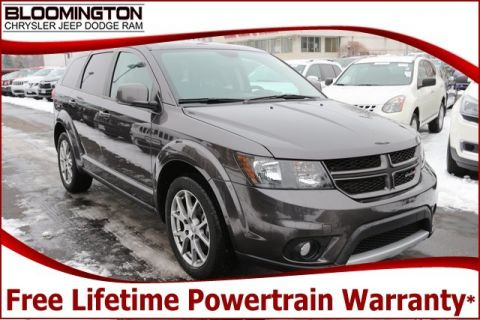 Pre-Owned 2017 Dodge Journey GT AWD Heated Seats Backup Camera