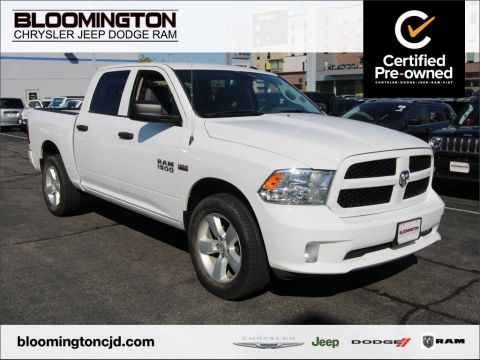 Certified Pre-Owned 2016 Ram 1500 EXPRESS CREW V8