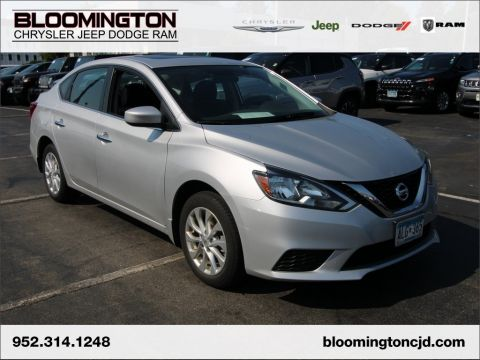 Pre-Owned 2017 Nissan Sentra