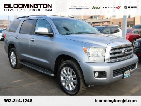 Pre-Owned 2011 Toyota Sequoia