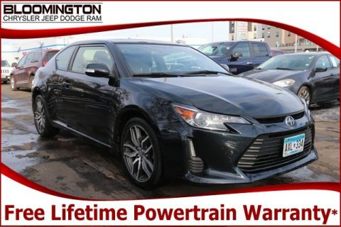 Pre-Owned 2015 Scion tC TC Automatic Pano Sunroof