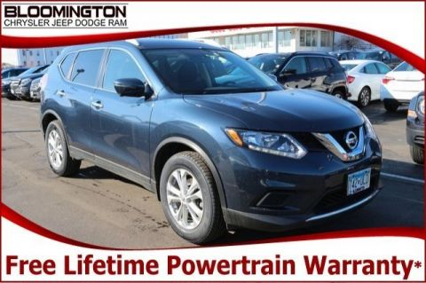 Pre-Owned 2016 Nissan Rogue SV AWD Navigation