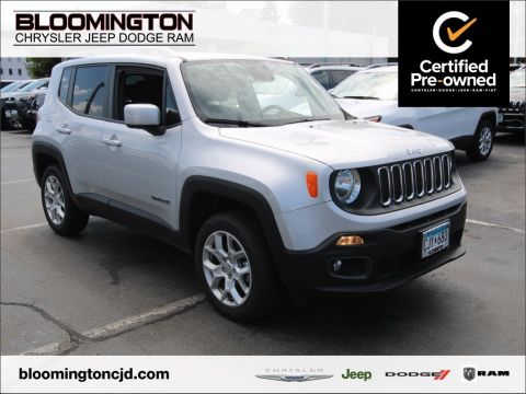 Pre-Owned 2018 Jeep Renegade